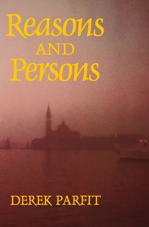 Simon Beard's recommendation: 'Reasons and Persons' by Derek Parfit.