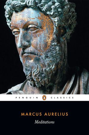 Marcus Daniell's recommendation: 'Meditations' by Marcus Aurelius.