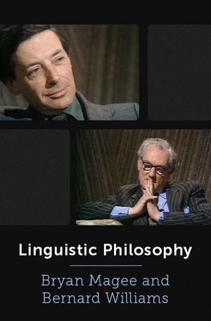 Nikhil Krishnan's recommendation: 'Discussion of Linguistic Philosophy' by Bernard Williams and Bryan Magee.