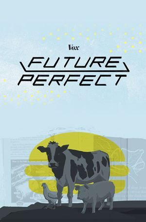 Leah Edgerton's recommendation: 'Vox's Future Perfect Podcast' by Vox.