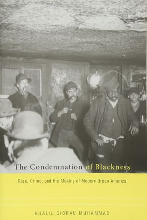 Jessie Munton's recommendation: 'The Condemnation of Blackness' by Khalil Gibran Muhammad.