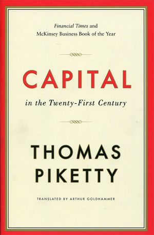 Eva Vivalt's recommendation: 'Capital in the Twenty-First Century' by Thomas Piketty.