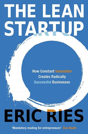 Sebastian Joy's recommendation: 'The Lean Startup' by Eric Ries.