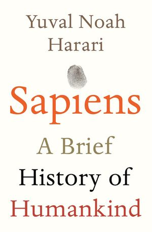 Bruce Friedrich's recommendation: 'Sapiens' by Yuval Noah Harari.