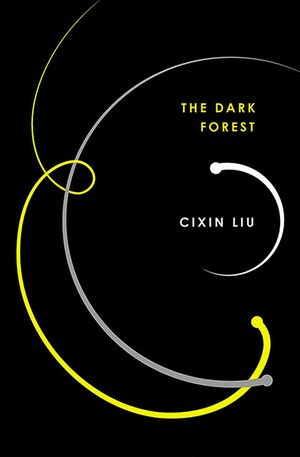 Simon Beard's recommendation: 'The Dark Forest' by Liu Cixin.